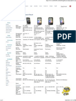 Compare Mobile Phone Specification _ Features