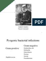 "infectious Diseases II (& III)- ד""ר י. בכר"