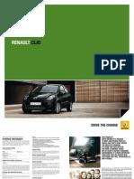 Clio Brochure