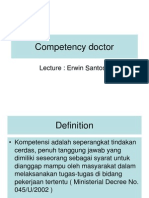 Doctor Competency
