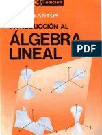 65434683 Introduccion Al Algebra Lineal Howard Anton