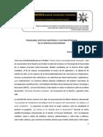 Transferencia tecnológica, impacto tecnológica y PCT en la Venezuela Bolivariana