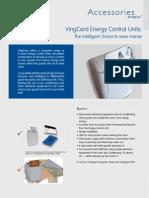 Vingcard Energy Control Device