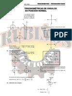 29818690 Razones Trigonometric As de Angulos en Posicion Normal