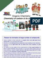 Introduction of Organic Chemistry by Eyes of Ajnish Kumar Gupta (AKG)