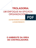 Transparencias CONTROLADORIA Um Enfoque Na Eficacia Organizacional - Nascimento e Reginato