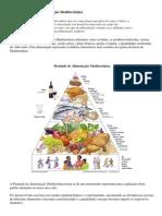 Caracterização da Alimentação Mediterrânica