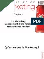 01 - Marketing Managing Profitable Customer Relationships