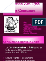 1 the Consumer Protection Act 19863 (1)