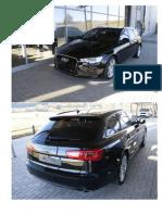Audi A6 Avant 3.0 TDI Quattro 2012