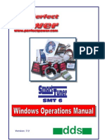 SMT6 Windows Operations Manual
