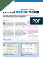 WebCreator 3 Deluxe