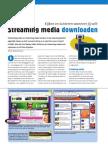 Streaming media downloaden