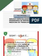 NR 04 - SESMT