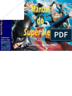3D&T Manual dos Super Heróis