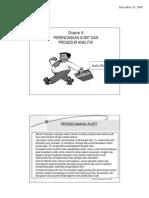 Auditing Ch 8 an Audit Prosedur Analitik
