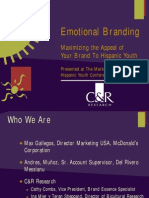 Emotional Branding Presentation