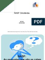 PerguntasNASF