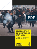Arms to MENA, AI Report
