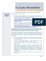 Turk Loydu Newsletter 04-2011