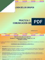 práctica 1 psicología de los grupos
