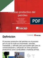 Proceso Productivo Del Petroleo