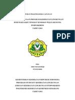 Laporan Magang Rumah Sakit Tingkat III Wijayakusuma Purwokerto