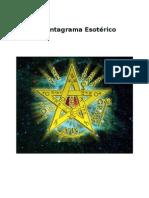 El Pentagrama Esotérico