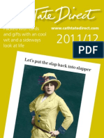Cath Tate Catalogue 2011 - 2012