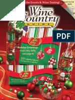 Spotlight's Wine Country Guide December 2011