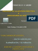 SORIANO-Procesos  de la Gest. Direct. e Ind. de Gest. 260706