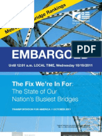 Metro Bridge Report EMBARGOED