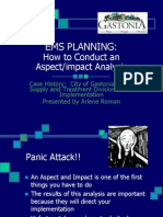4 Planning Aspect and Impact Analysis Roman