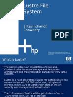 Ravindranadh-LustreFileSystem