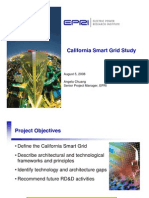 EPRI_California Smart Grid Study