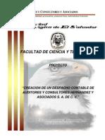 Creación de Empresa en El Salvador