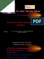 Prevención  de las  Infecciones  Uro-genitales   Uso de Probióticos