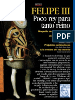 Felipe II Poco Rey Para Tanto Reino