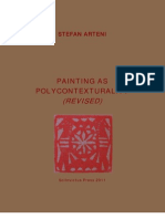 StefanArteni_PaintingAsPolycontexturality_Revised