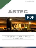 Astec M Pack