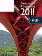 Construction and Engineering Catalogue 2011