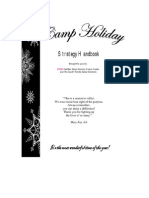 Camp Holiday Packet