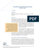 Assembly Control Sequencing Wp