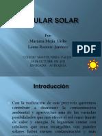 Celular Solar Expo Sic Ion (Parque Explora)