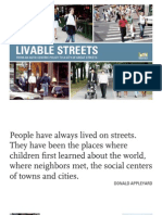 Livable Streets With Quotes