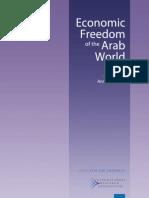 Economic Freedom of the Arab World 2011 Annual Report