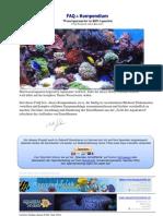 Wasserparameter FAQ