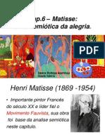 Matisse uma semiótica da alegria