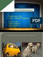 Ppt Communication