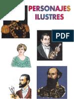 Personajes Ilustres de Venezuela